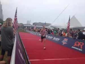 Sprint Finish USAT Nats 2015
